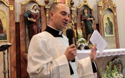 Msza w intencji zdrowia ks. Piotra Dębskiego