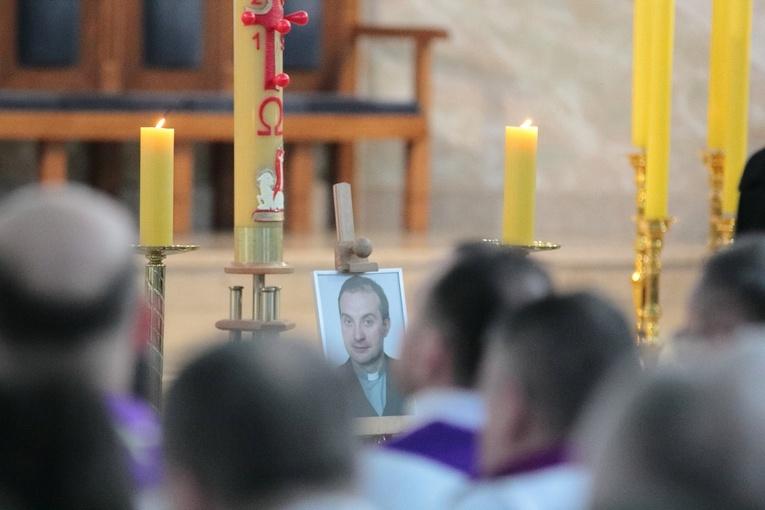 Pogrzeb śp. ks. Piotra Dębskiego w Jeleniej Górze